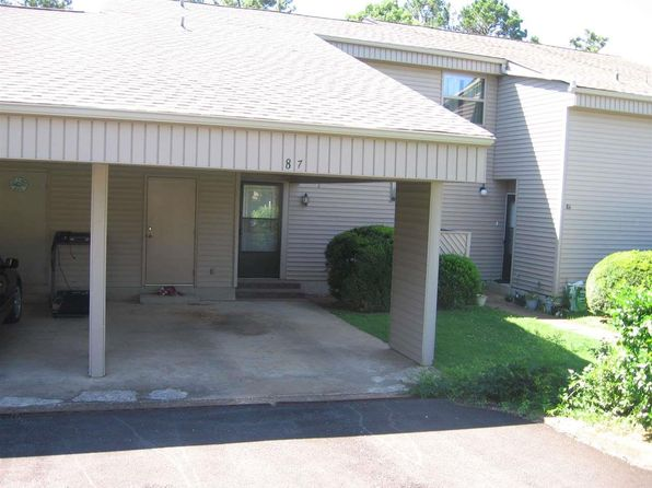 2 bed 1.5 bath Townhouse at 135 Hillview Dr Fairfield Bay, AR, 72088 is for sale at 55k - 1 of 25