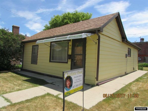 2 bed 1 bath Single Family at 1412 10th St Rock Springs, WY, 82901 is for sale at 100k - 1 of 14