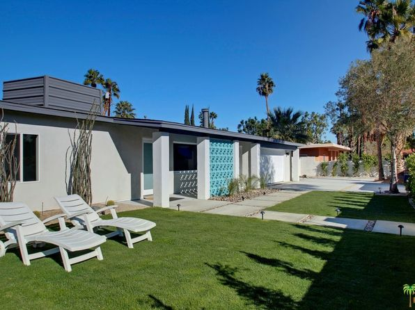 3 bed 3 bath Single Family at 1592 E PASEO EL MIRADOR PALM SPRINGS, CA, 92262 is for sale at 775k - 1 of 41
