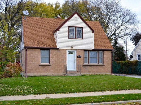 4 bed 1 bath Single Family at 8718 W Arthur Ave West Allis, WI, 53227 is for sale at 165k - 1 of 20