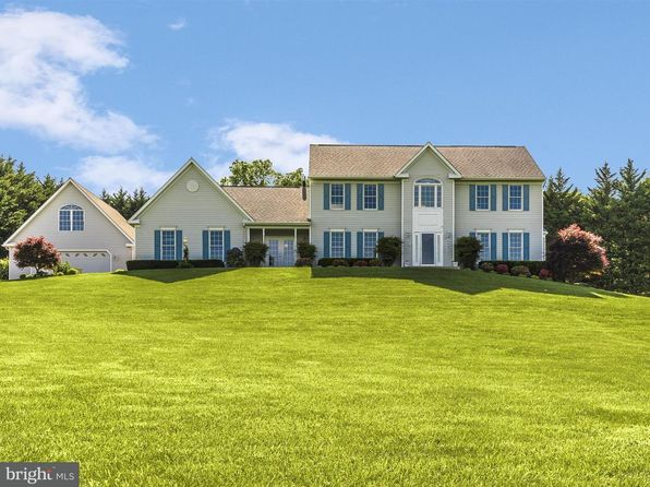 5 bed 4 bath Single Family at 6090 Yorktown Rd Mount Airy, MD, 21771 is for sale at 580k - 1 of 30