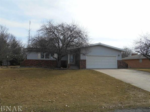 3 bed 2 bath Single Family at 115 Boulder Dr Gridley, IL, 61744 is for sale at 125k - 1 of 28