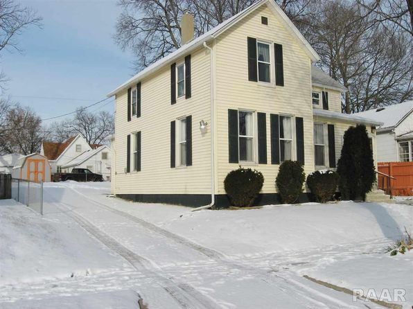 4 bed 1 bath Single Family at 911 Market St Pekin, IL, 61554 is for sale at 58k - 1 of 17