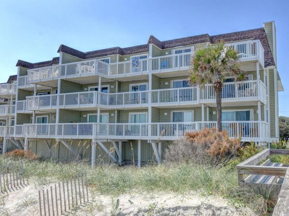 2 bed 2 bath Condo at 1100 S Ft Fisher Blvd Kure Beach, NC, 28449 is for sale at 260k - 1 of 40