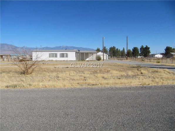 3 bed 2 bath Mobile / Manufactured at Undisclosed Address Pahrump, NV, 89060 is for sale at 104k - 1 of 28