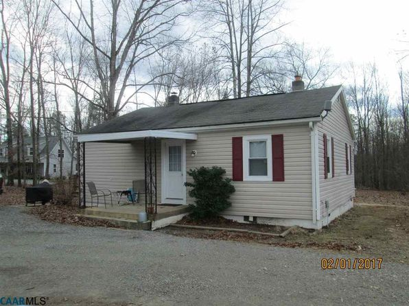 2 bed 1 bath Single Family at 6565 S Spotswood Trl Gordonsville, VA, 22942 is for sale at 115k - google static map