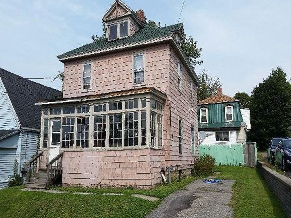 3 bed 1 bath Single Family at 510 Monroe St Jamestown, NY, 14701 is for sale at 27k - 1 of 3