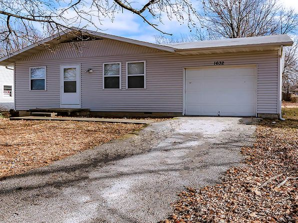 3 bed 1 bath Single Family at 1632 N Yates Ave Springfield, MO, 65803 is for sale at 84k - 1 of 14