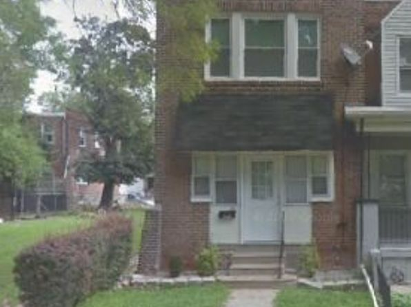 3 bed 2 bath Townhouse at 2535 S Hobson St Philadelphia, PA, 19142 is for sale at 55k - google static map