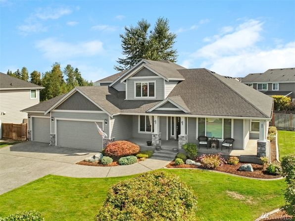 4 bed 2.5 bath Single Family at 17009 135th Avenue Ct E Puyallup, WA, 98374 is for sale at 498k - 1 of 25