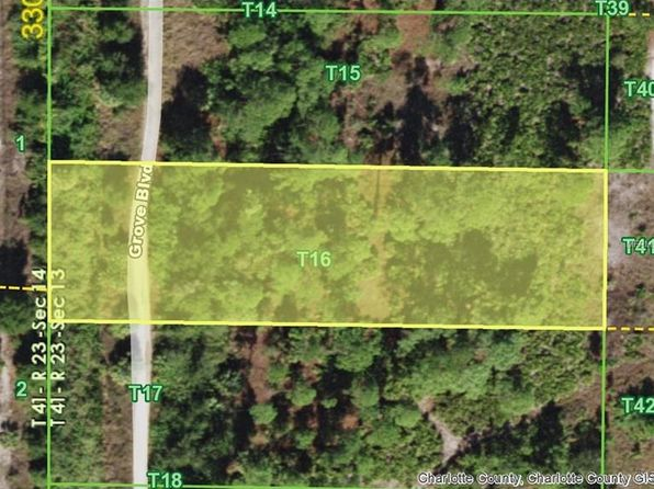 null bed null bath Vacant Land at 8432 Grove (Lot 16) Blvd Punta Gorda, FL, 33982 is for sale at 8k - 1 of 4