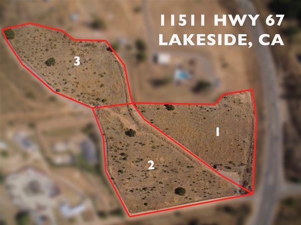 null bed null bath Vacant Land at 11511 Highway 67 1 Lakeside, CA, 92040 is for sale at 280k - 1 of 3