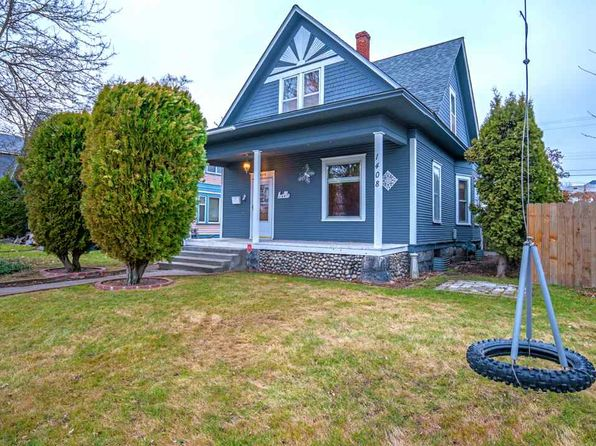 2 bed 1 bath Single Family at 1408 W Nora Ave Spokane, WA, 99205 is for sale at 100k - 1 of 17