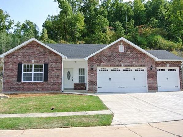 3 bed 2 bath Single Family at 0-TBB Hawks Pointe -Brittany Hillsboro, MO, 63050 is for sale at 163k - 1 of 11