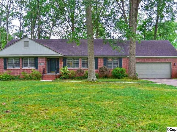 4 bed 2 bath Single Family at 2209 Woodland St SE Decatur, AL, 35601 is for sale at 180k - 1 of 44