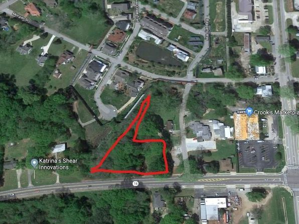 null bed null bath Vacant Land at 7746 Wells St Senoia, GA, 30276 is for sale at 99k - google static map