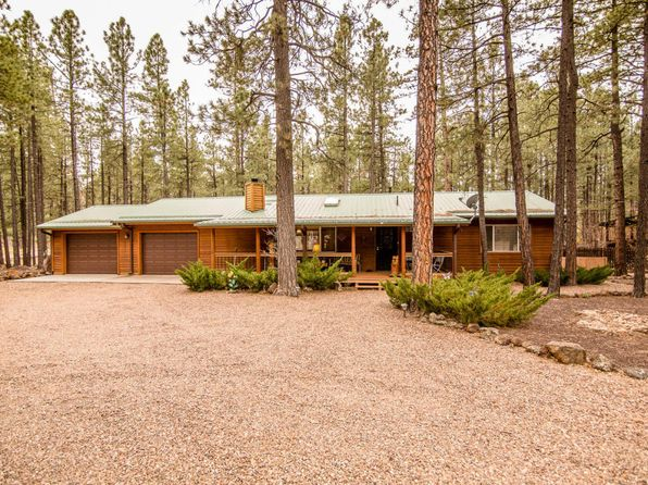 3 bed 2 bath Single Family at 8011 White Oak Rd Pinetop, AZ, 85935 is for sale at 298k - 1 of 34