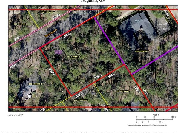 null bed null bath Vacant Land at 3404 Sasanqua Dr Augusta, GA, 30909 is for sale at 80k - google static map