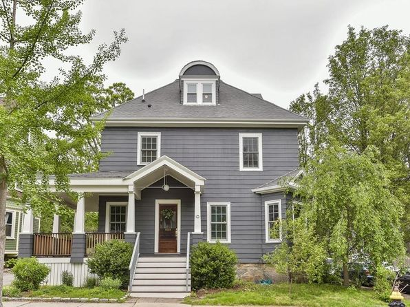 5 bed 3 bath Single Family at 10 Ashmont St Dorchester Center, MA, 02124 is for sale at 749k - 1 of 30