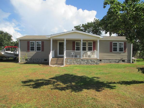 3 bed 2 bath Single Family at 139 Diamond City Dr Harkers Island, NC, 28531 is for sale at 139k - 1 of 16