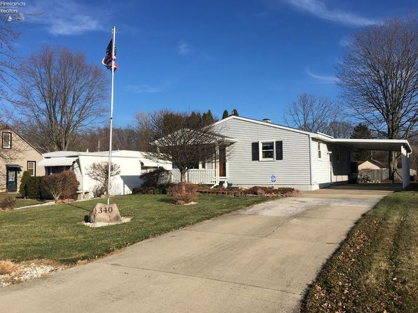 3 bed 2 bath Single Family at 340 Elm Ave Tiffin, OH, 44883 is for sale at 84k - 1 of 12