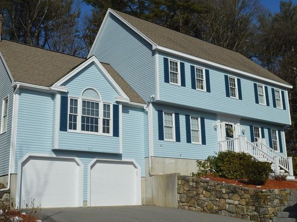 4 bed 3 bath Single Family at 117 Summer Rd Boxborough, MA, 01719 is for sale at 668k - 1 of 30