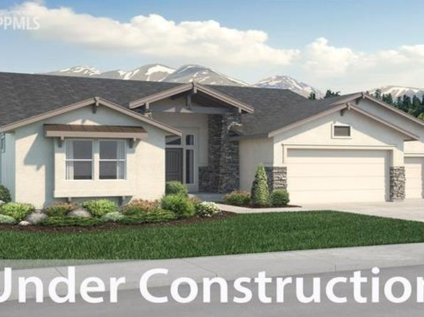 5 bed 5 bath Single Family at 5845 Cubbage Dr Colorado Springs, CO, 80924 is for sale at 531k - google static map