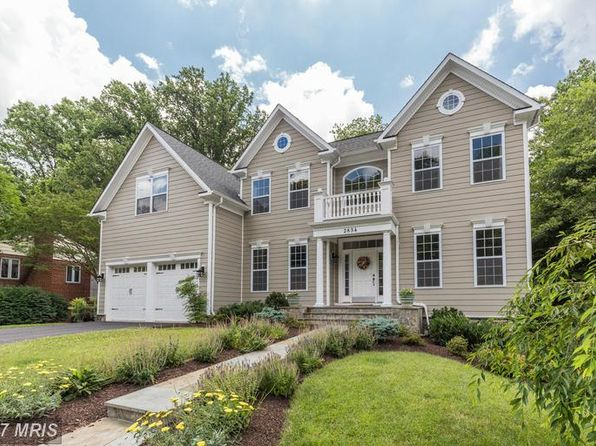 5 bed 5 bath Single Family at 2834 N Harrison St Arlington, VA, 22207 is for sale at 1.55m - 1 of 59