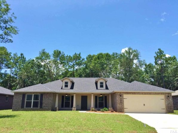 4 bed 2 bath Single Family at 5564 Mill Race Cir Pace, FL, 32571 is for sale at 238k - 1 of 43