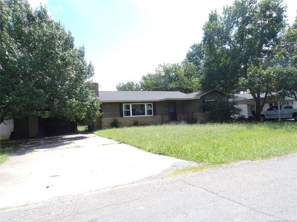 3 bed 2 bath Single Family at 502 S Oklahoma Ave Haskell, OK, 74436 is for sale at 44k - 1 of 12