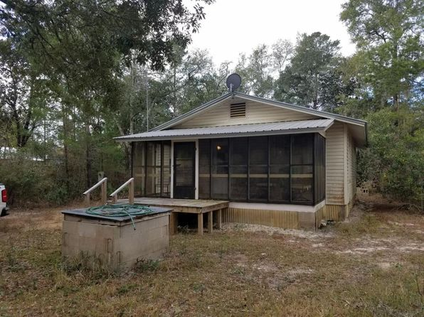 2 bed 1 bath Single Family at 11491 STEELE FIELD RD VERNON, FL, 32462 is for sale at 70k - 1 of 15