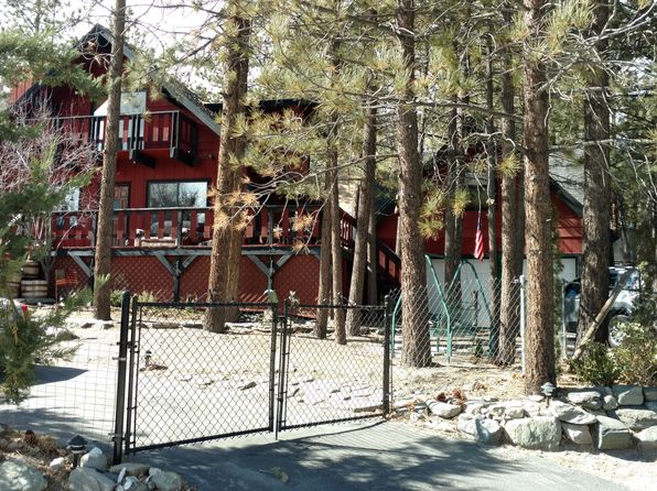 3 bed 2 bath Single Family at 5610 LONE PINE CANYON RD WRIGHTWOOD, CA, 92397 is for sale at 395k - 1 of 17