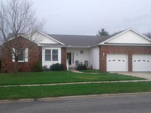 3 bed 3.1 bath Single Family at 765 Spyglass Blvd Forsyth, IL, 62535 is for sale at 245k - google static map