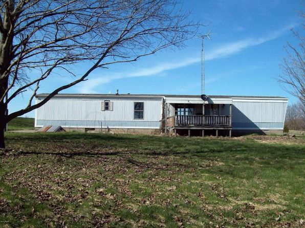 2 bed 1 bath Mobile / Manufactured at 8810 Follett Hwy Bellevue, MI, 49021 is for sale at 39k - 1 of 4