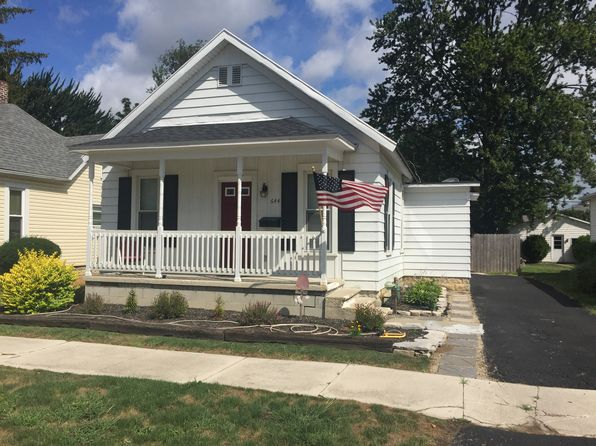 3 bed 2 bath Single Family at 644 Cherry St Findlay, OH, 45840 is for sale at 120k - 1 of 17