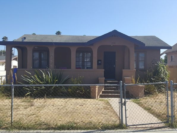 8 bed 3 bath Multi Family at 1338 W 95th St Los Angeles, CA, 90044 is for sale at 525k - 1 of 7
