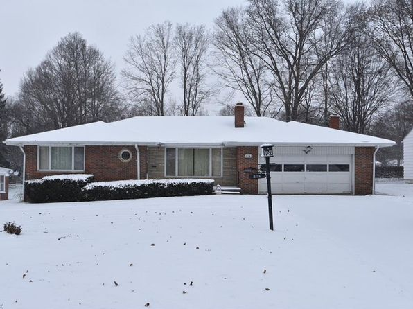 3 bed 2 bath Single Family at 816 Ewing Rd Youngstown, OH, 44512 is for sale at 130k - 1 of 13