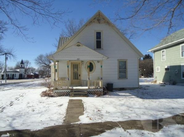 2 bed 1 bath Single Family at 203 Iowa St Lone Rock, IA, 50559 is for sale at 15k - google static map