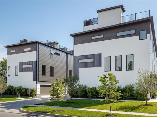 2 bed 3 bath Townhouse at 4961 Jack Ct Dallas, TX, 75204 is for sale at 429k - 1 of 9