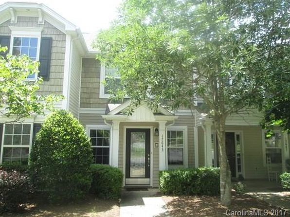 2 bed 3 bath Townhouse at 17643 Trolley Crossing Way Cornelius, NC, 28031 is for sale at 143k - 1 of 10