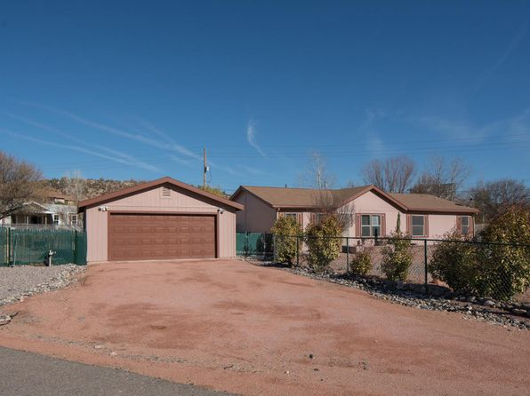 3 bed 2 bath Mobile / Manufactured at 4680 E ZALESKY RD COTTONWOOD, AZ, 86326 is for sale at 190k - 1 of 23