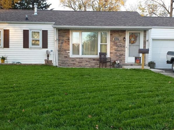 3 bed 2 bath Single Family at 1028 W High St Saint Marys, OH, 45885 is for sale at 145k - 1 of 7