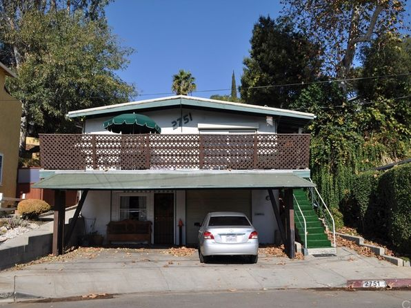 2 bed 2 bath Single Family at 2751 Delor Rd Los Angeles, CA, 90065 is for sale at 750k - 1 of 42