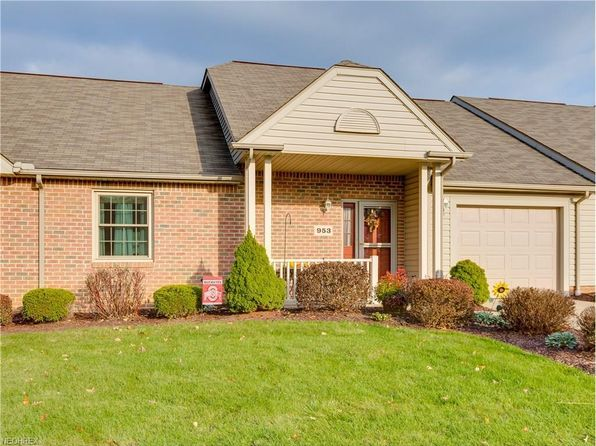 2 bed 2 bath Condo at 953 Amundsen Dr Canal Fulton, OH, 44614 is for sale at 146k - 1 of 19