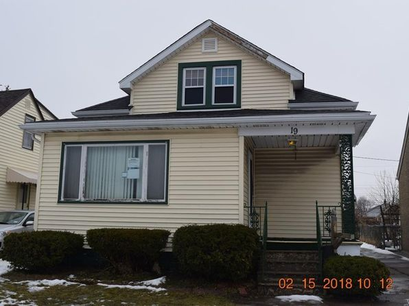 4 bed 1 bath Single Family at 19 LEONARD POST DR BUFFALO, NY, 14211 is for sale at 60k - google static map
