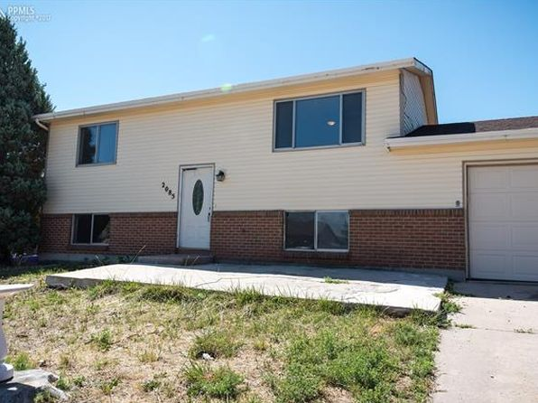 4 bed 2 bath Single Family at 2085 Hampton S Colorado Springs, CO, 80906 is for sale at 195k - 1 of 31