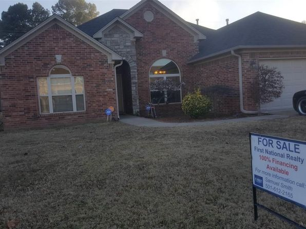 3 bed 2 bath Single Family at 13408 Hansfield Cir North Little Rock, AR, 72117 is for sale at 170k - 1 of 33