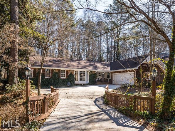 4 bed 3 bath Single Family at 7265 Hunters Branch Dr Atlanta, GA, 30328 is for sale at 480k - 1 of 28