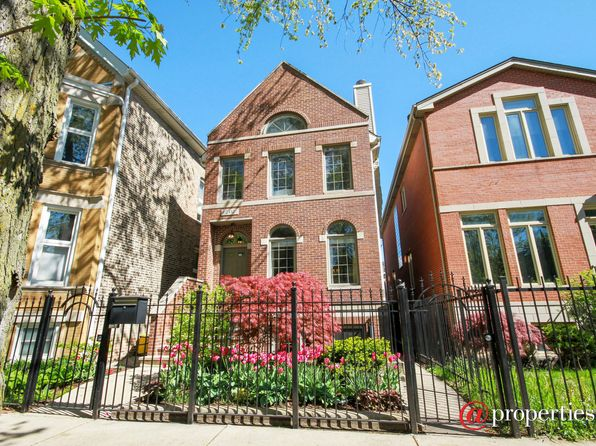 5 bed 4 bath Single Family at 2332 W Dickens Ave Chicago, IL, 60647 is for sale at 850k - 1 of 23