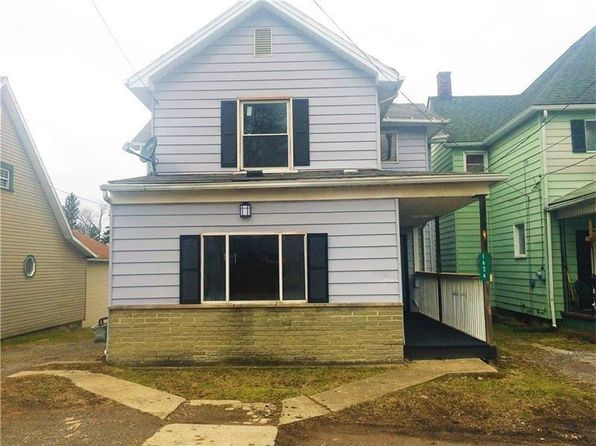 4 bed 2 bath Single Family at 1424 W Washington St New Castle, PA, 16101 is for sale at 40k - 1 of 6